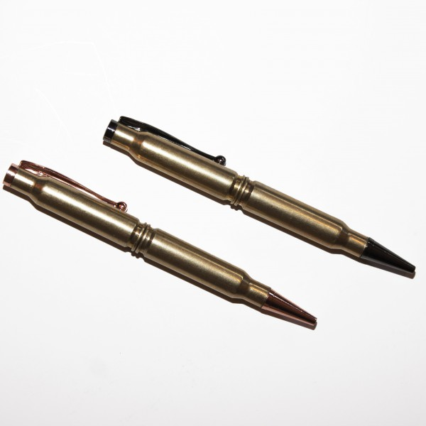 Junior's Bullet Pen - 7.62 Nickel