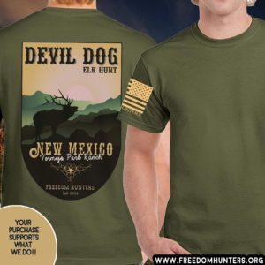 Devil Dog Elk Hunt