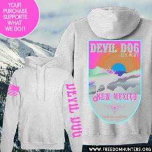 Devil Dog Pink