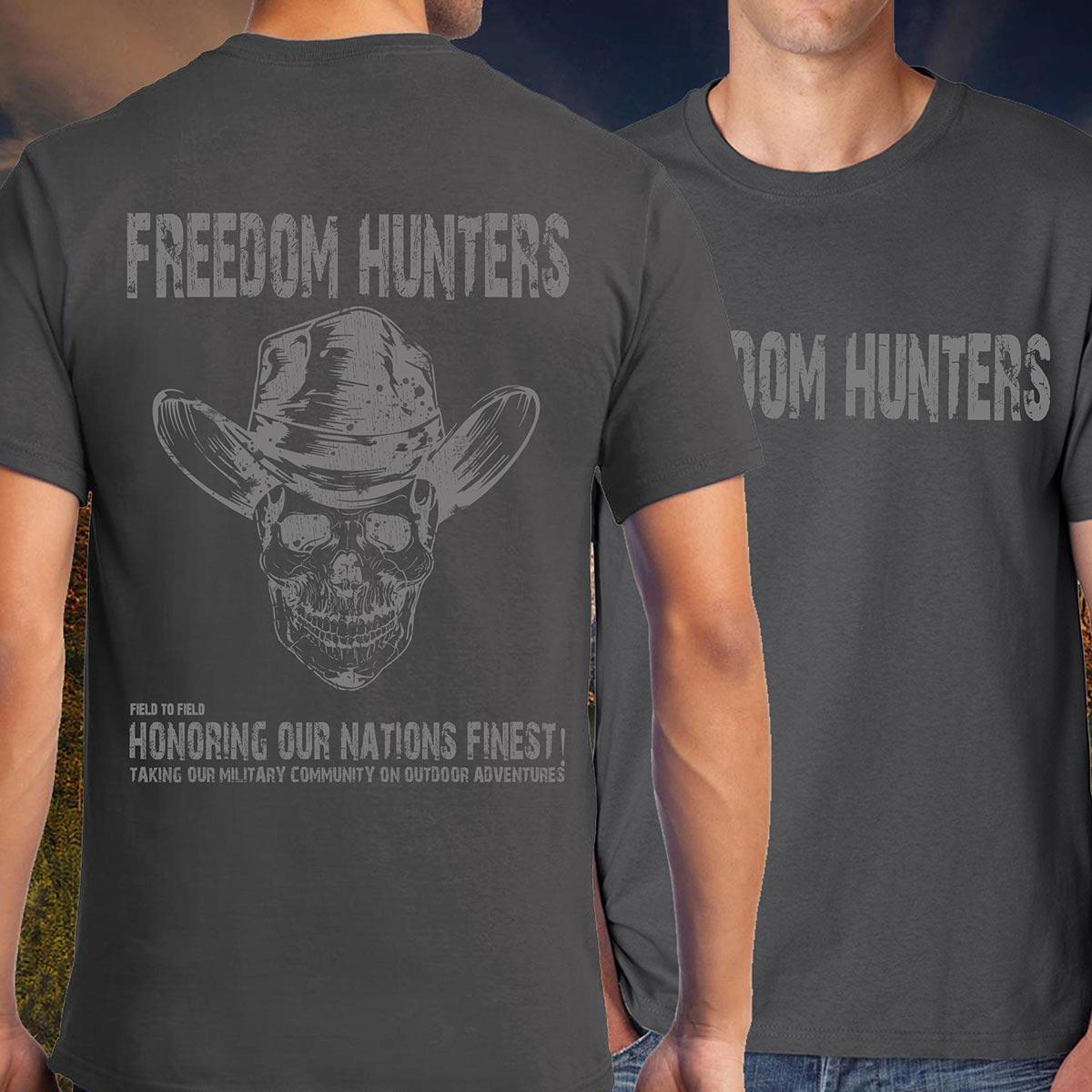 Freedom Hunters Mission Skull/Hat